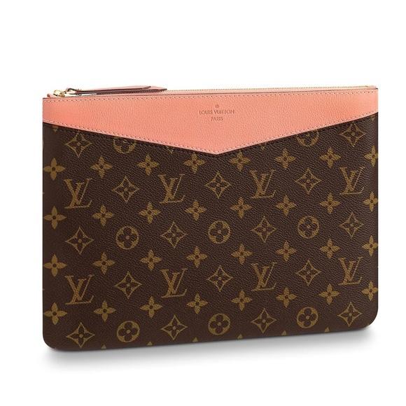 Louis Vuitton Bags   Daily Pouch Large   Poshmark 9c1d939ce0